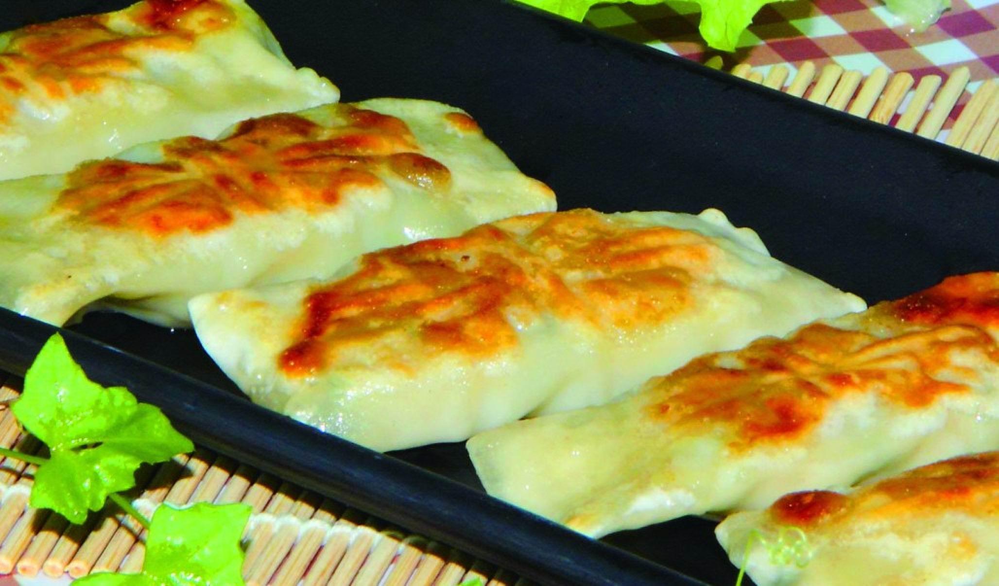 鸡软骨棒饺子
