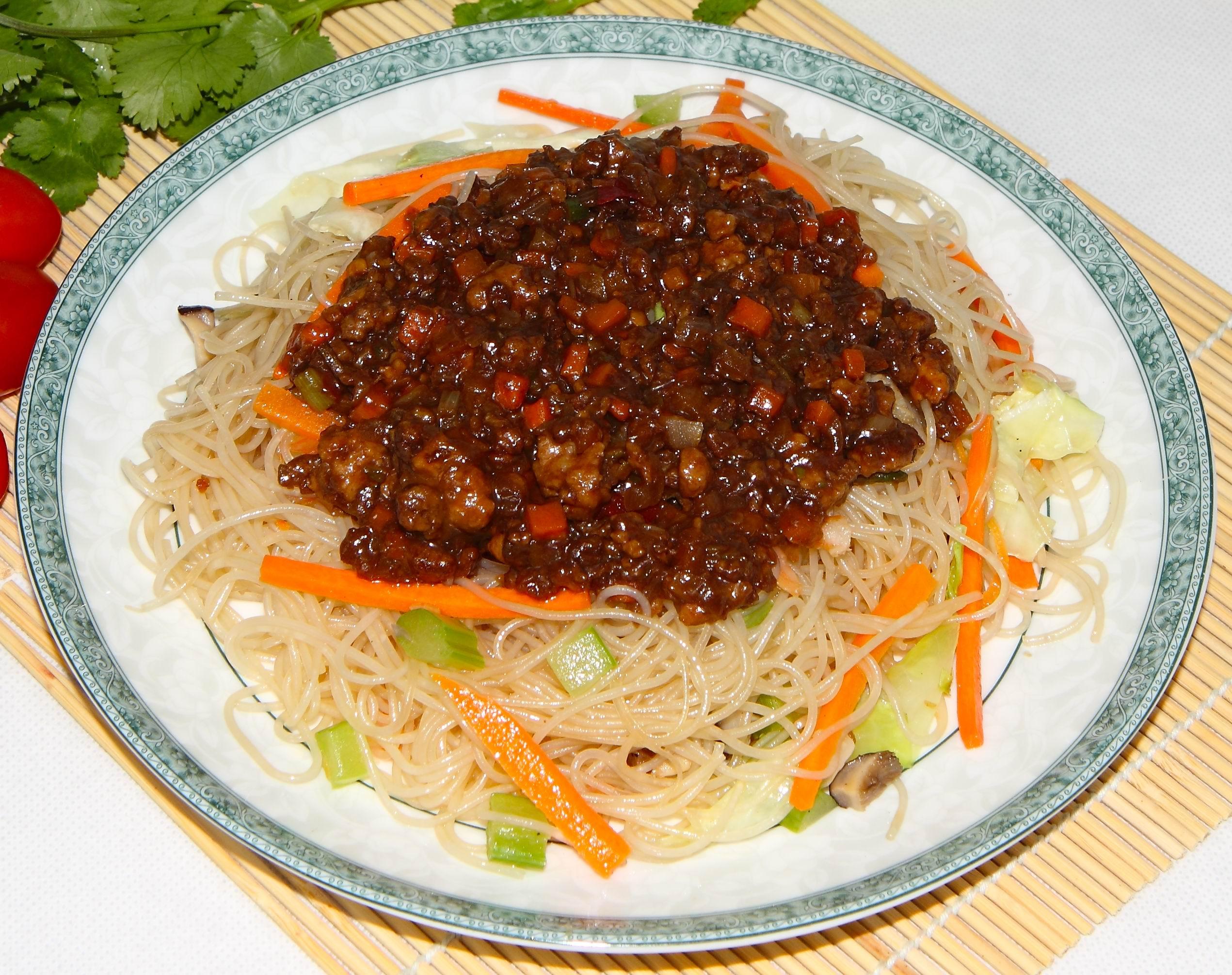 新竹肉燥炒米粉