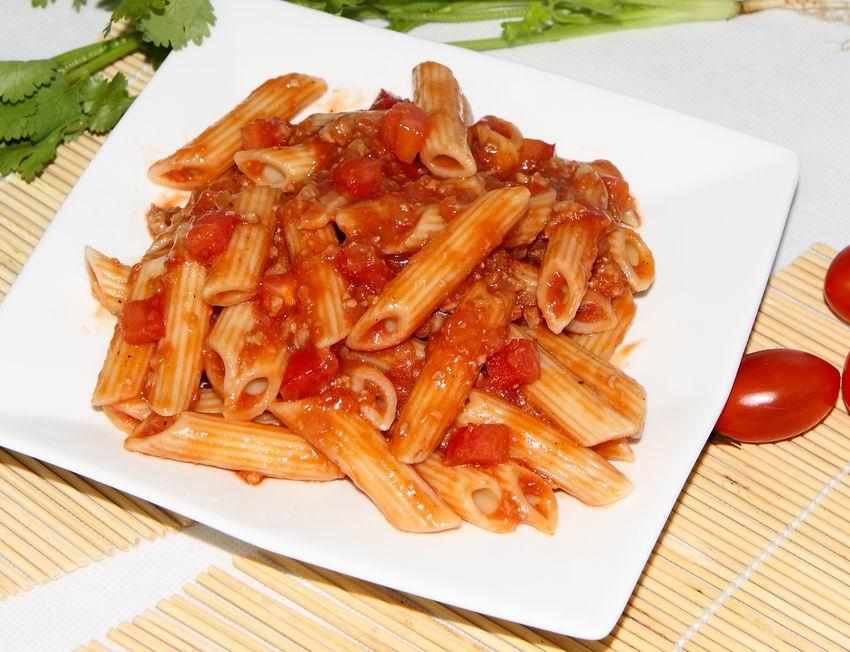 陈茄肉酱长通粉